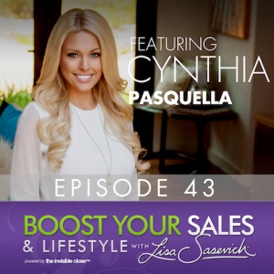 How Do You Identify Your True Hunger With Cynthia Pasquella Garcia, Episode #43